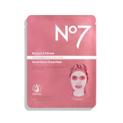Restore & Renew Multi Action Face & Neck Serum Boost Sheet Mask