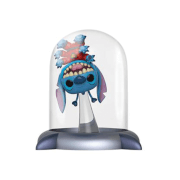 Figura Funko Pop! Exclusivo Dome - Experimento 626 - Disney: Lilo & Stitch