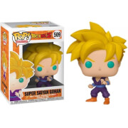 Dragon Ball Z Super Saiyan Gohan (Youth) EXC Pop! Vinyl Figure