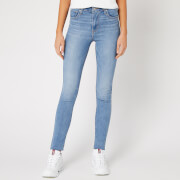 Levi's Women's 721 High Rise Skinny Jeans - Steal My Sunshine
