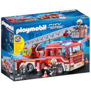 Playmobil City Action Fire Ladder Unit with Extendable Ladder (9463)
