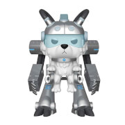 Rick and Morty Snowball in Mech Suit 6 Inch Pop! Vinyl Figure