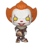 IT Chapter 2 Pennywise With Beaver Hat EXC Pop! Vinyl Figure