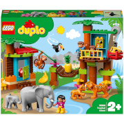 LEGO DUPLO Town: Tropical Island Set For Toddlers (10906)