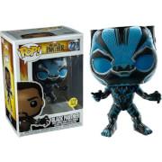 Marvel Black Panther GITD EXC Funko Pop! Vinyl