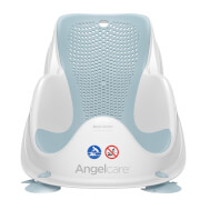Angelcare Soft Touch Mini Baby Bath Support - Aqua
