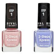 RIVAL DE LOOP 2‐Steps XPress Nail Colour