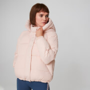 MP Core Puffer Jacket - Pearl Blush