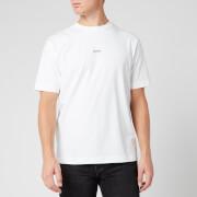 BOSS Casual Men's Tchup T-Shirt - White