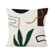 Ferm Living Mirage Cushion - Cacti