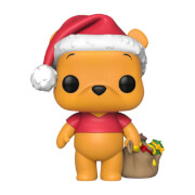 Disney Holiday Winnie the Pooh Pop! Vinyl Figure