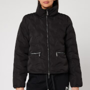 Armani Exchange Women's Padded Jacket - Black