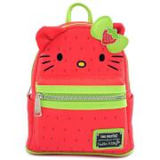 Loungefly Sanrio Mini Sac à Dos Fraise Hello Kitty