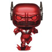 Figura Funko Pop! - Batman Noche Oscura Metálico 'La Muerte Roja' - DC Cómics
