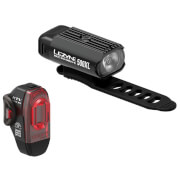 Lezyne Hecto Drive 500XL/KTV Pro Light Set