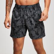 MP Men's Training Stretch Woven Shorts - Carbon-Distress