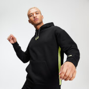 MP Rest Day Men's Tape Hoodie - Black