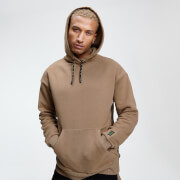 MP Rest Day Men's Tape Hoodie - Camel