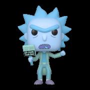 Rick & Morty Hologram Rick Funko Pop! Vinyl