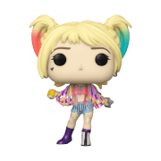 Figura Funko Pop! - Harley Quinn (Cinta De Advertencia) - Birds of Prey
