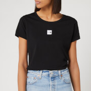 The North Face Women's Short Sleeve Fine T-Shirt - TNF Black