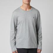 Polo Ralph Lauren Men's Long Sleeve Liquid Jersey T-Shirt - Andover Heather