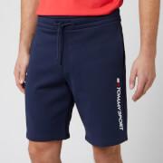Tommy Hilfiger Sport Men's Fleece Logo Shorts - Sport Navy