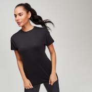MP Textured Training Women's Oversized T-Shirt - Black