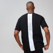 MP Men's Rest Day Stripe Graphic T-Shirt - Black