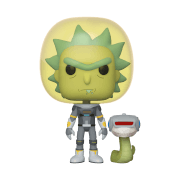 Rick and Morty Space Rick with Snake Funko Pop! Vinyl