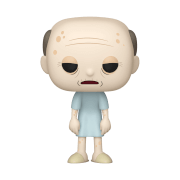 Rick and Morty Hospice Morty Pop! Vinyl Figure