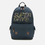 Superdry Men's Camo Infil Lineman Montana Backpack - Dark Navy