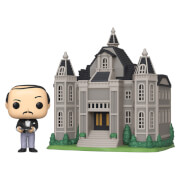 Batman's 80th Wayne Manor with Alfred Funko Pop! Town