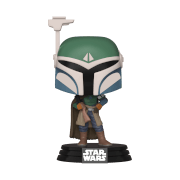 Star Wars The Mandalorian Covert Mandalorian Funko Pop! Vinyl