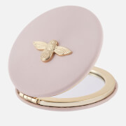 Olivia Burton Women's 3D Bee Compact Mirror - Blossom/Gold