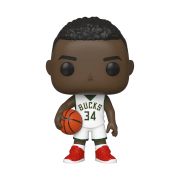 NBA Milwaukee Bucks Giannis Antetokounmpo Pop! Vinyl Figure