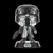 Star Wars: Rise of the Skywalker - Knights of Ren Blaster (Hematite Chrome) Funko Pop! Vinyl