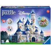 Ravensburger Disney Castle 3D Jigsaw Puzzle (216 Pieces)