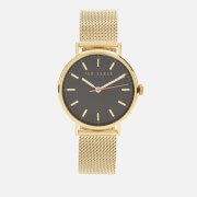 Ted Baker Women's Phylipa Metal Watch - Black/Gold