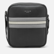 Ted Baker Men's Oppium Webbing Flight Bag - Black