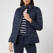 Barbour Women's Upland Quilt Jacket - Navy