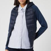 Barbour Women's Underwater Sweater Jacket - Navy