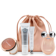 NuFACE Mini Shimmer All Night Collection (Worth £228.00)