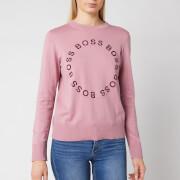 BOSS Women's Ihannon Jumper - Pink