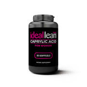 IdealLean Caprylic Acid, 30 Servings
