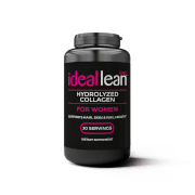 IdealLean Collagen 1500mg Tablets, 30 Servings