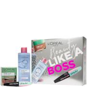 L'Oréal Paris Women's Beauty Like a Boss Gift Set (Worth £21.98)