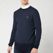 BOSS Men's Kollege Jumper - Navy