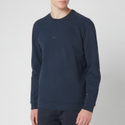 BOSS Men's Weevo Sweatshirt - Navy