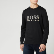 BOSS Hugo Boss Men's Tracksuit Sweatshirt - Black